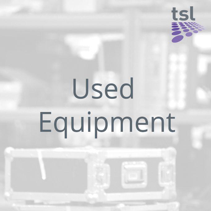 Used Equipment Sales